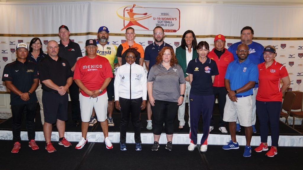 Amazing experiences, story U-19 Women's Softball World Cup