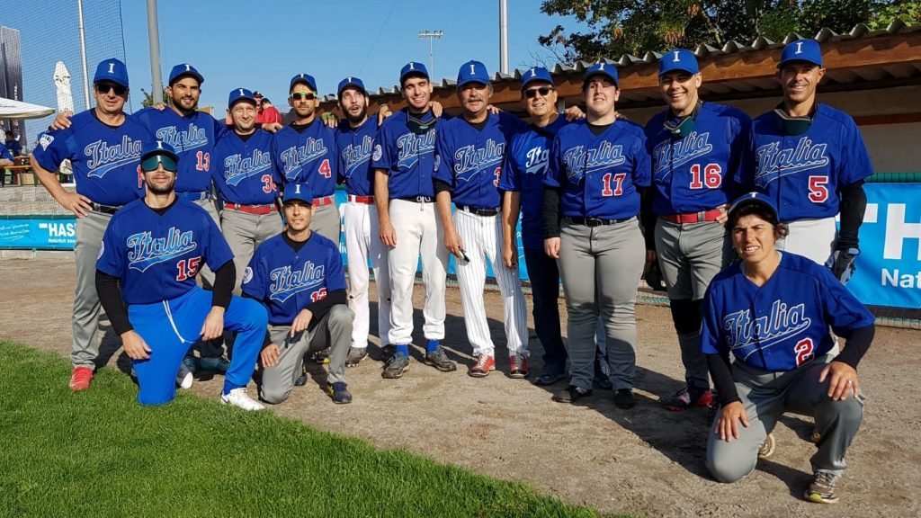 Italy baseball for the blind