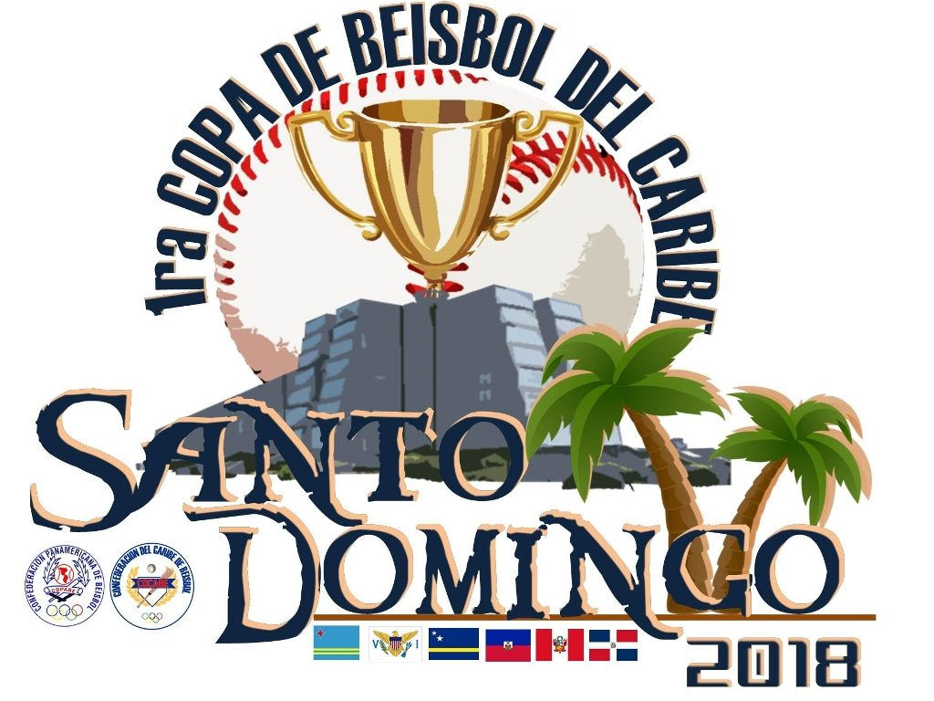 Baseball Cup of the Caribbean logo