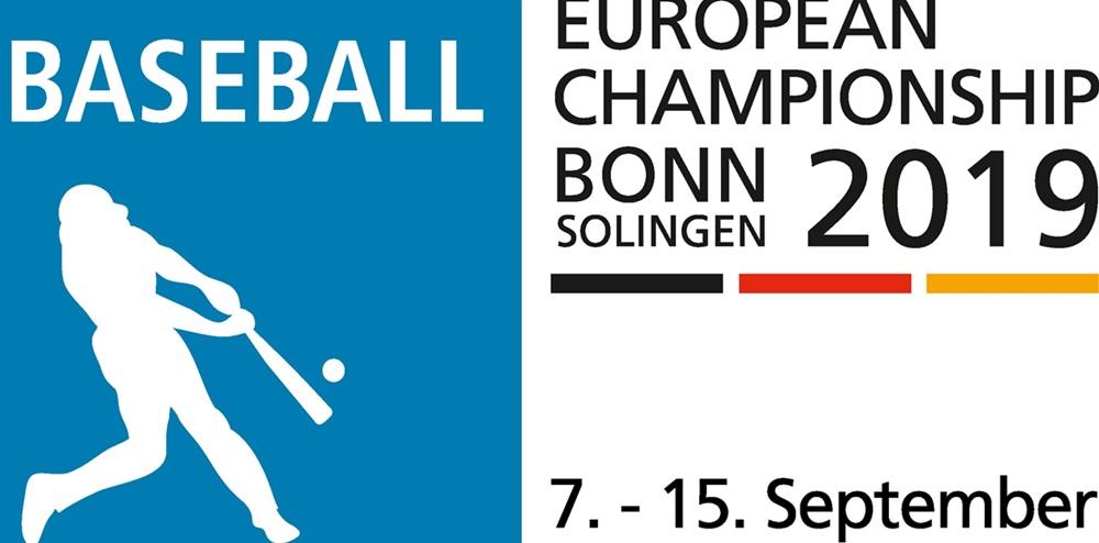 Baseball European Championship logo