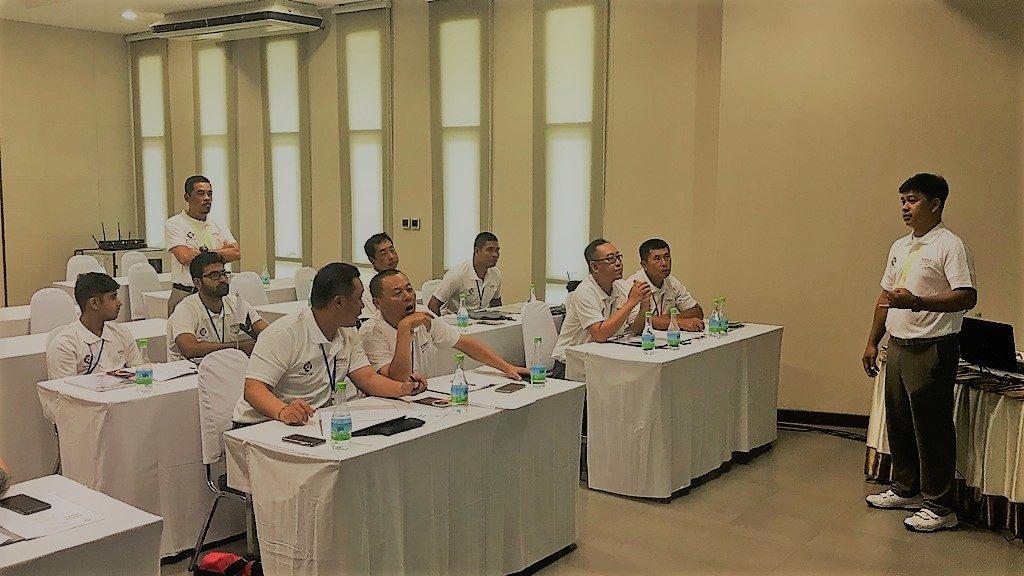 WBSC organized four seminars in Asia