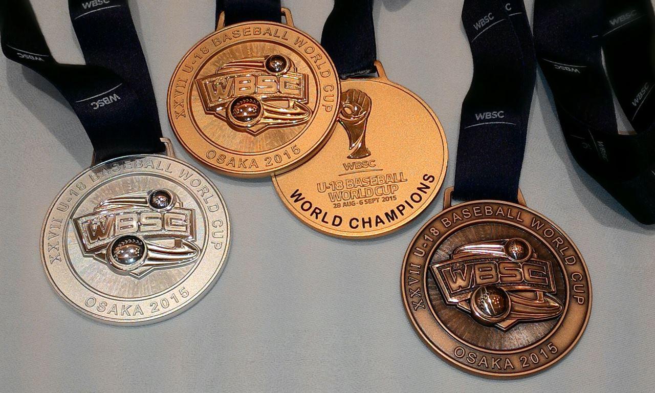 u-18 medals